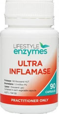 Lifestyle N-zimes Ultra Inflamase 90Caps