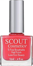 Scout Cosmetics Nail Polish Vegan Come As You Are 12ml