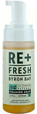 ReFresh Byron Bay 07 Lemon Myrtle Foam Wash 150ml