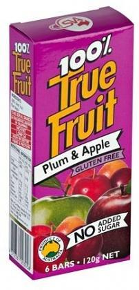 Sun Valley Plum & Apple Multi pack G/F 120 gm