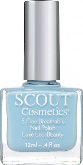 Scout Cosmetics Nail Polish Vegan purple blue As You Are 12ml
