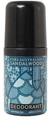 Mount Romance Sandalwood Deodorant 60ml-Health Tree Australia