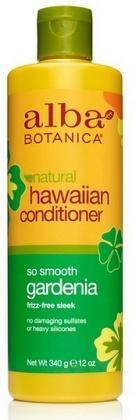 Alba Hawaiian So Smooth Gardenia Hair Conditioner 350ml - Health Tree Australia
