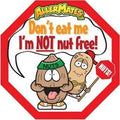 AllerMates Dont Eat Me Im Not Nut Free Labels - 24 Pack