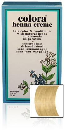 Colora Henna Creme 59ml - Natural