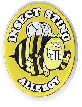 AllerMates Insect Sting Alergy Charm