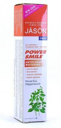 Jason PowerSmile Whitening Toothpaste 170g-Health Tree Australia