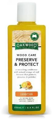 Oakwood Wood Care Preserve & Protect 250ml-Health Tree Australia
