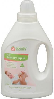 Abode Baby Laundry Liquid Fragrance Free 2L