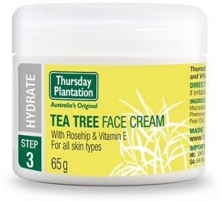 TP Tea Tree Face Cream 65g-Health Tree Australia
