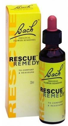 Bach Flower Rescue Remedy 20ml Drops-Health Tree Australia