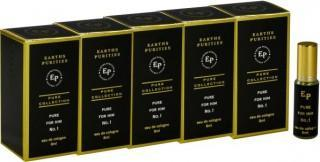 Earths Purities Pure Collection Pure for Him Eau De Cologne No.1 8ml x 5 + Free Tester CDU