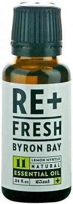 ReFresh Byron Bay Lemon Myrtle Essential Oil 25ml-Health Tree Australia