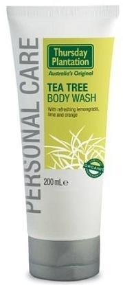 TP Tea Tree Body Wash Organic 200ml