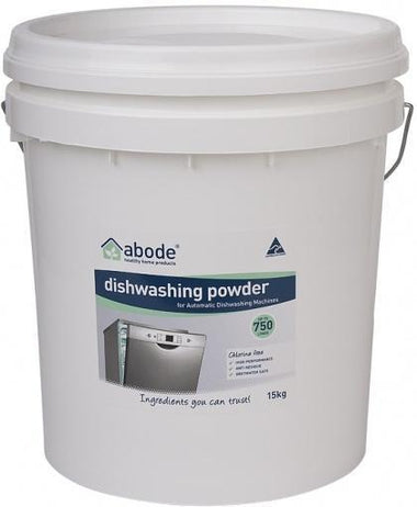 Abode Auto Dishwashing Powder 15Kg