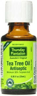 TP Tea Tree 100% Pure Oil 25ml-Health Tree Australia