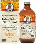 Udo's Choice 3-6-9 Oil Blend 250ml