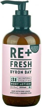 ReFresh Byron Bay Lemon Myrtle Body Lotion 250ml-Health Tree Australia