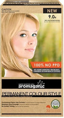 Aromaganic 9.0N Very Light Blonde (Natural)-Health Tree Australia