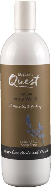 Nature's Quest Body Wash 500ml