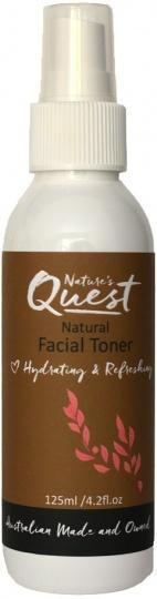 Nature's Quest Facial Toner 125ml
