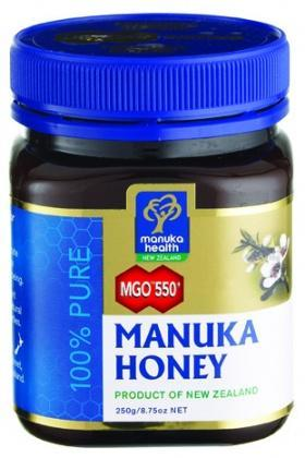 Manuka Health MGO 550+ Manuka Honey 250g-Health Tree Australia