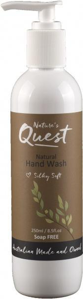 Nature's Quest Hand Wash 250ml