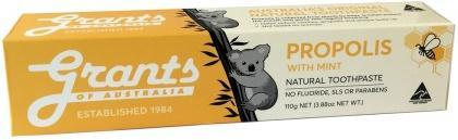 Grants Propolis with Mint Toothpaste 110g New