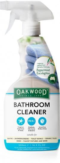 Oakwood Bathroom Cleaner 500ml
