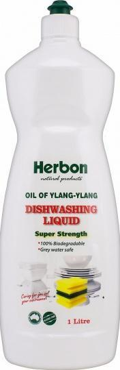 Herbon Dishwashing Liquid 1lt