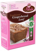 Melindas Gingerbread Loaf G/F Pre-Mix 380g
