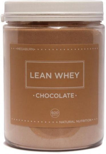 Megaburn Lean Whey Chocolate 600g