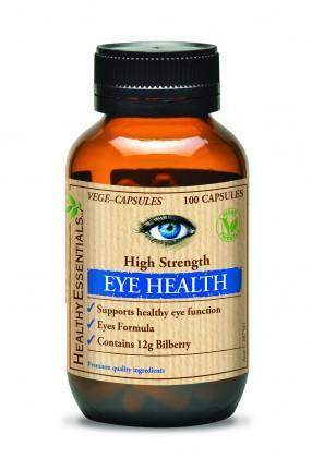 Healthy Essentials High Strength Eye Health G/F 100caps
