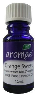 Aromae Orange Essential Oil 12mL-Health Tree Australia