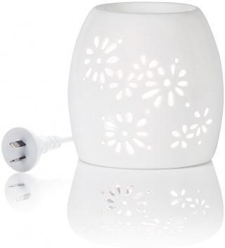 Aromamatic LED Multi Light Natural White Vaporizer-Health Tree Australia