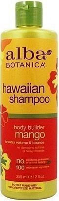 Alba Hawaiian Hair Wash Mango Moisturising 355mL - Health Tree Australia
