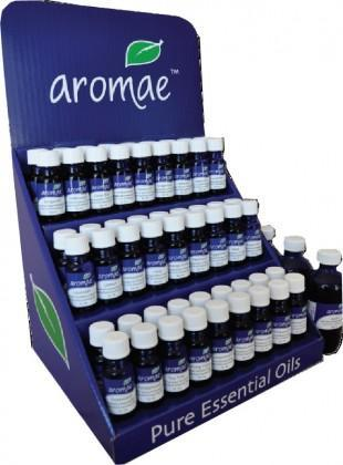 Aromae Essentials Oils Stand with Stock (D.KIT1)-Health Tree Australia