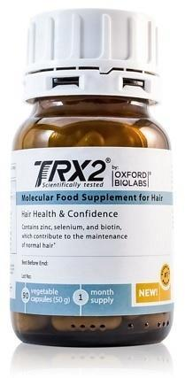 TRX2 Molecular Food Supplement for Hair (1 month supply) 90caps-Health Tree Australia