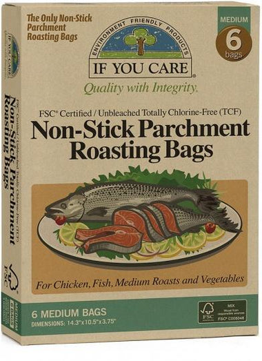 If You Care Medium Roasting Bags 6 Bags-Health Tree Australia