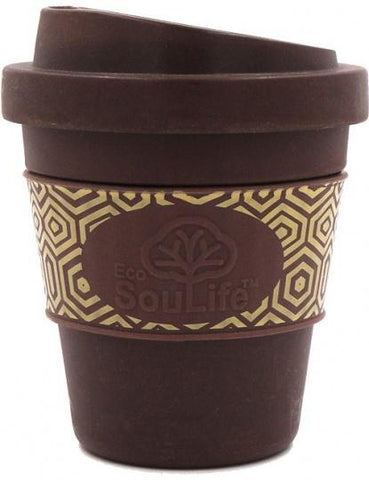 EcoSouLife Bamboo Aroma Sip Traveler Cup Coffee 355ml-Health Tree Australia