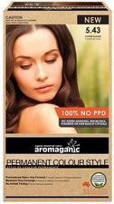 Aromaganic 5.43CG Light Brown (Copper Gold) Chestnut-Health Tree Australia