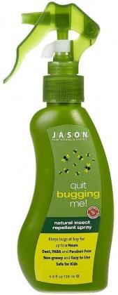Jason Insect Repellent Spray Quit Bugging Me 135ml-Health Tree Australia
