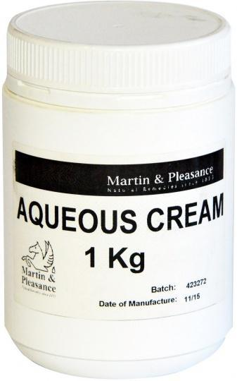 MARTIN & PLEASANCE Aqueous Cream 1kg-Health Tree Australia