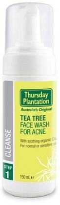TP Tea Tree Face Wash for Acne 150ml-Health Tree Australia