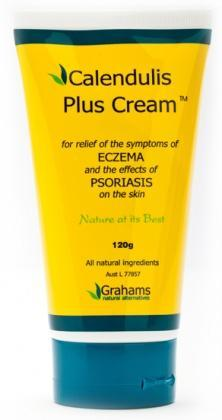 Grahams Calendulis Plus Cream 120gm