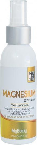 Mgbody Magnesium Spray Sensitive 125ml-Health Tree Australia