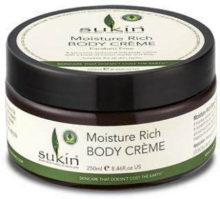 Sukin Moisture Rich Body Creme 250ml-Health Tree Australia