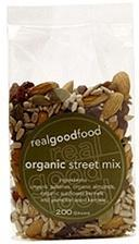 Real Good Foods Organic Street Mix 200g-Health Tree Australia