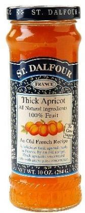 St Dalfour Thick Apricot Fruit Spread 284g-Health Tree Australia
