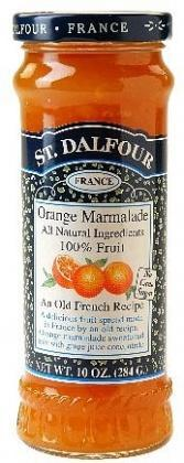 St Dalfour Orange Marmalade Fruit Spread 284g-Health Tree Australia